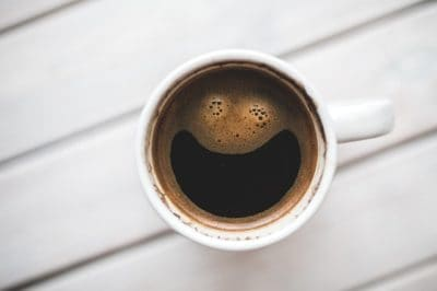 coffee stained teeth care and prevention