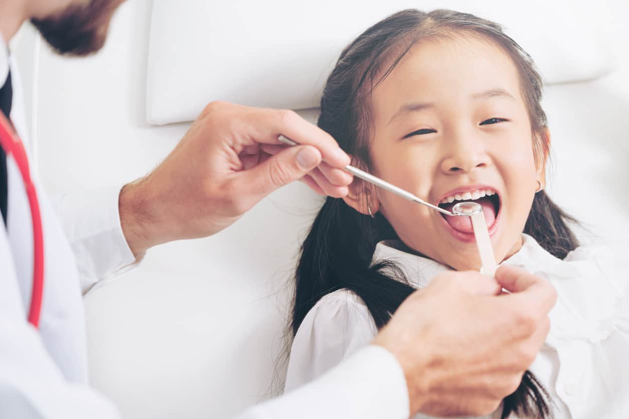 When Should My Child Start Going to the Dentist?